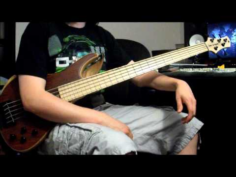 Chimp Spanner - Mӧbius Part I Bass Cover