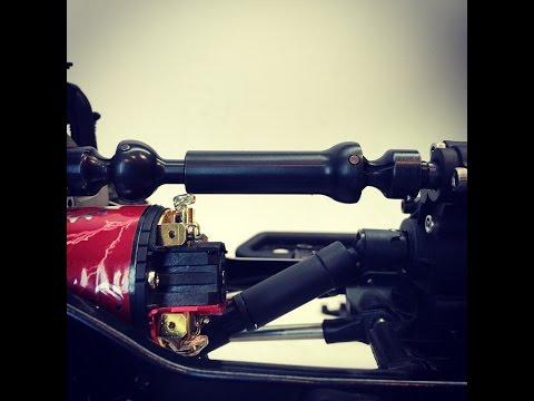Axial SCX10 Deadbolt - Front Mount Motor - $50 Budget Build - Week 13 - Part 2