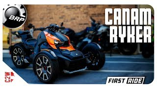 2019 CanAm Ryker Rally Edition | First Ride