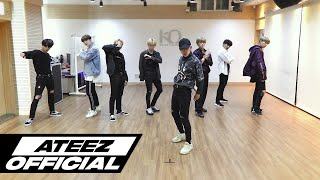 Ateez 에이티즈 39 해적왕 Pirate King 39 Dance Practice