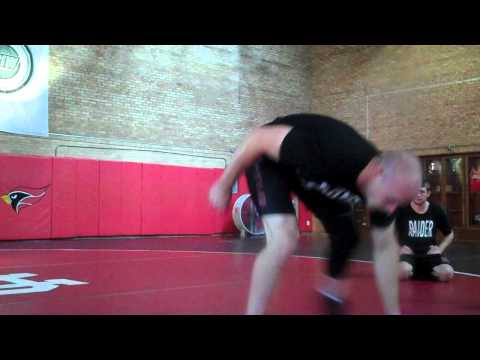Hammer Wrestling - Footwork Drills Image 1