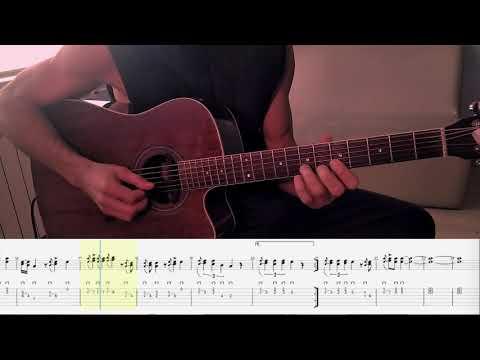 Avicii - Waiting For Love. Transcription (notes+TAB)