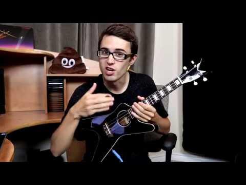 Можно ли пилить гитарные соляки на УКУЛЕЛЕ? (STEVIE T RUS)