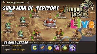 S4 !!! GUILD WAR TERITORY !!! Dragon NEST M - Lv 40 Engineer Gamepla