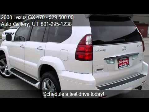 2008 Lexus GX 470 Sport Utility - for sale in Woods Cross, U