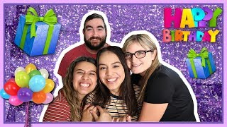 CYNTHIA'S BIRTHDAY SPECIAL! | SHOPPING SPREE!