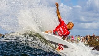 Round Three & Round Four - Quiksilver Pro Gold Coast 2013