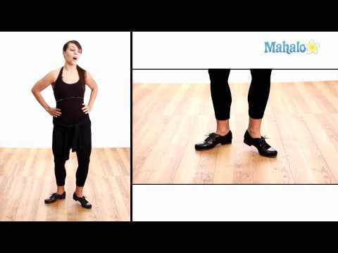 How to Tap Dance: Beginner Combination #2