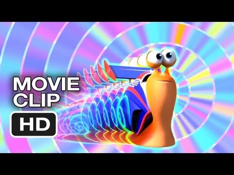 turbo movie clip this snail is fast 2013 ryan