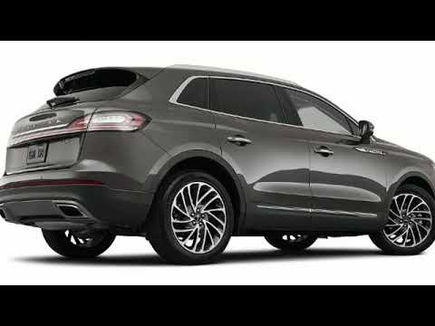 2020 Lincoln Nautilus Video