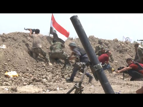 Fallujah Offensive Enters New Phase after Major Military Gains