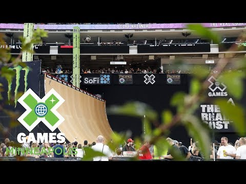 Clay Kreiner wins Skateboard Big Air silver | X Games Minneapolis 2018
