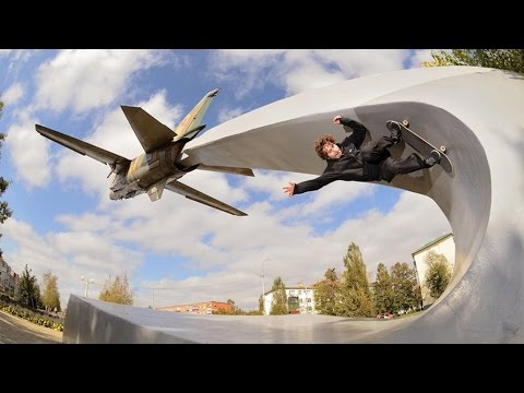 Skate Raid on the Russian Riviera: Chapter 1