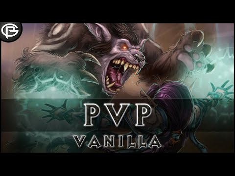 Vanilla Wow - PvP Retrospective