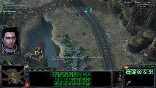 StarCraft II: Wings of Liberty Campaign Mission 16 - The Great Train Robbery