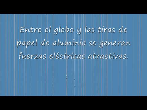 Electrostática divertida