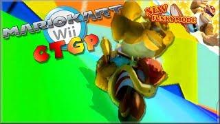 Der ekligste Kart-Spieler | Mario Kart Wii CTGP