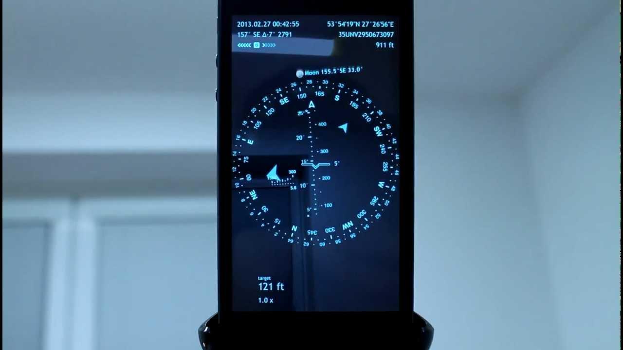 Filming Spyglass App Using Diy Stabilization System An