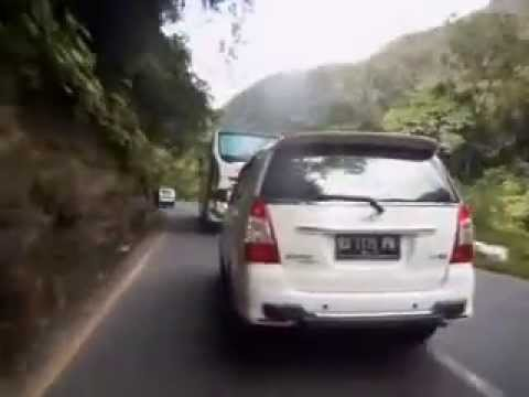 Npm Bus At Kelok 9 Sumatera Barat video