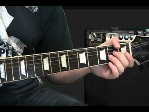 Guitar Lesson: Two Minutes to Midnight by Iron Maiden - Learn How To Play Two Minutes To Midnight
