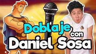 FANDUB (Doblaje Hercules) Con Daniel Sosa/ Memo Aponte