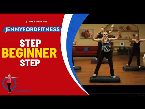 STEP AEROBICS STEP by STEP