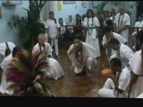 Festa de Oxóssi 2012 - Umbanda - C.E.U