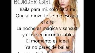 Watch Paulina Rubio Baila Casanova video