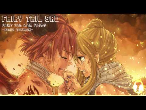 [OST] Top Fairy Tail SAD Beautiful Soundtrack Collection