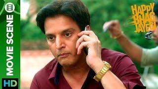 Jimmy Sheirgill's rapidex english speaking   Happy Bhag Jayegi   Movie Scene