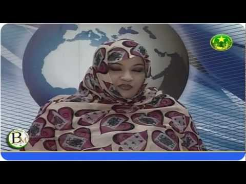 TV de  Mauritanie le Journal  17/03/2013
