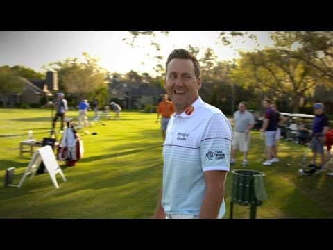 Ian Poulter Charity Classic