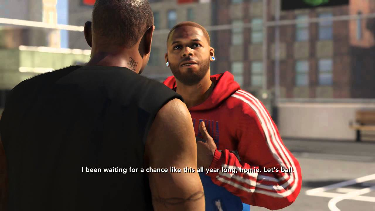 NBA 2K14 On Xbox One MyCareer (NBA Final MVP An Facing Jackson Ellis One on One) - YouTube