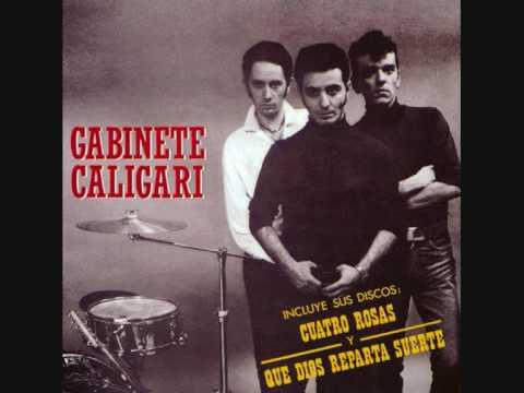 CUATRO ROSAS. Gabinete Caligari