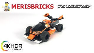 Lego Bad - Racers set 7971 - Lego Speed Build 4K and Review #LEGO #LegoSpeedBuild #LegoRACERS