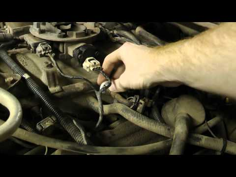 5.2L Injector Change 318 Grand Cherokee Jeep Dodge