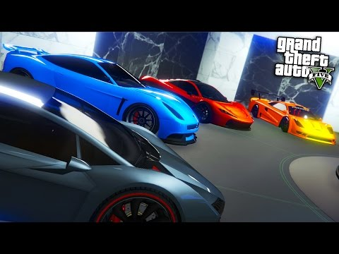 GTA Online: IMPORT/EXPORT DLC CONTENT PRICES - 60 Car Office Garages, Warehouses, Special Vehicles!