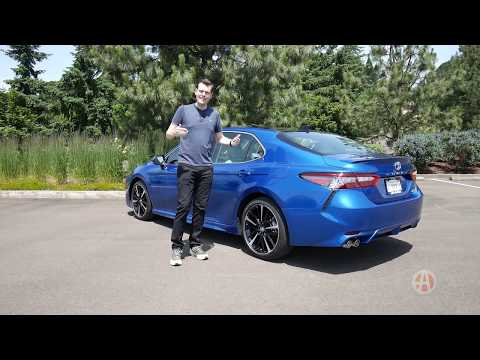 2018 Toyota Camry | First Drive Review | Autotrader