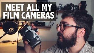 Cameras tour 2018