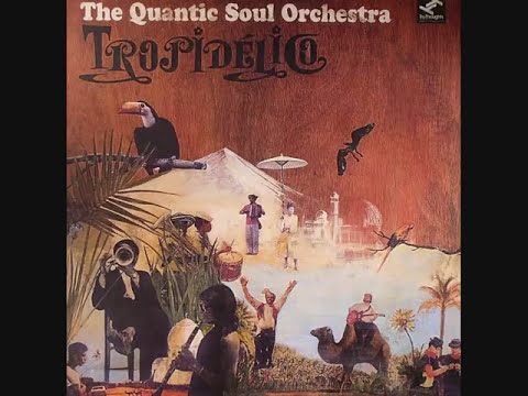 Quantic Soul Orchestra - Lead us to The End (feat.  noelle scaggs)