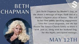 Guest Speaker: Beth Chapman
