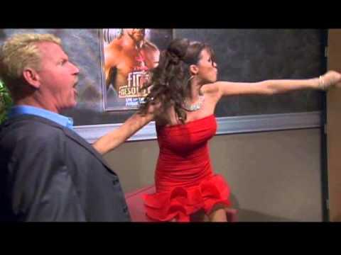 Sting Tells ????? Jarrett ... you're Fired! video