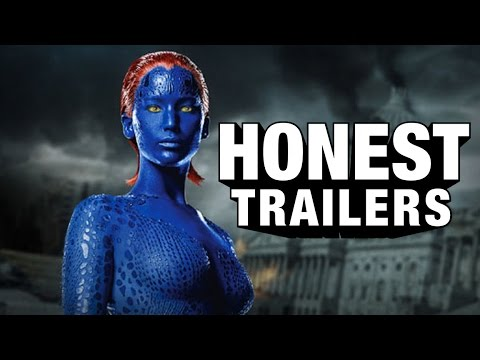 Honest Trailers — X-Men: Days of Future Past