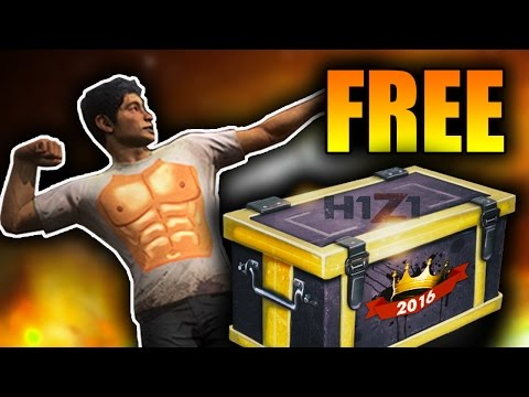 How To Get A FREE Unlocked LEGACY CRATE! H1Z1 New Skins THIS WEEKEND! (H1Z1 Weekend Challenge)