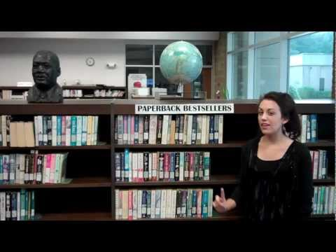 Roanoke-Chowan Community College LRC Tour