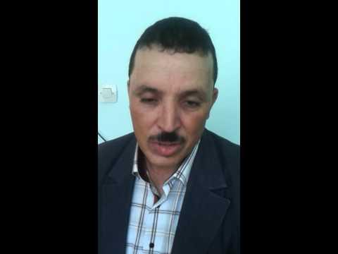 الشياظمة نيوز: تصريح حصري للسيد عمر الشريط الرئيس الجديد على جماعة الكدادرة