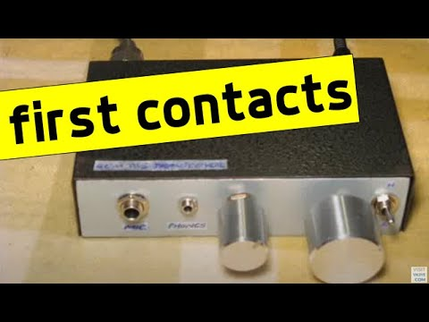 Micro40: QRP double sideband on 40 metres - Part 1