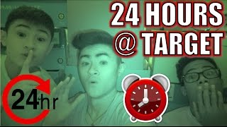 Download Lagu 24 HOUR OVERNIGHT CHALLENGE IN TARGET!! (CAUGHT?!) Gratis STAFABAND