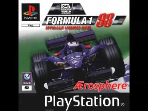 Formula one 98 sound track  Menu 4