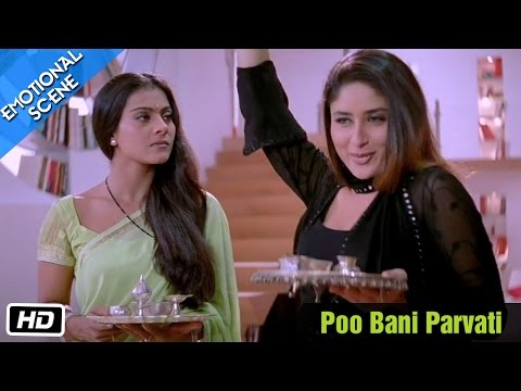 Relations Beyond Words - Kabhi Khushi Kabhie Gham -Scene | HQ...